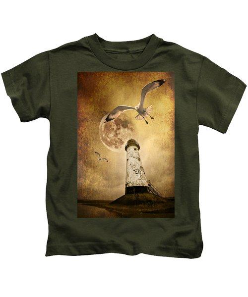 Lunar Flight Kids T-Shirt