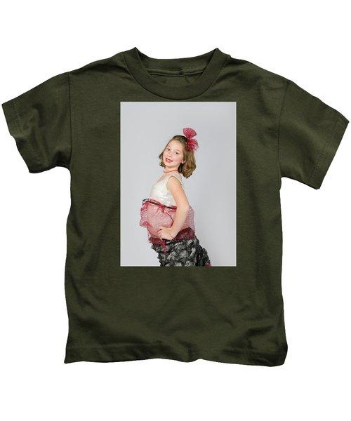 Lydia In Wraps Kids T-Shirt
