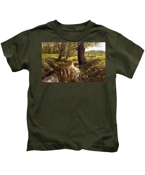 Lyon Valley Creek Kids T-Shirt
