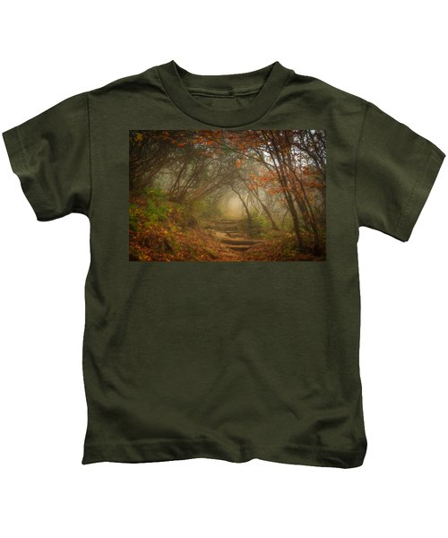 Magic Forest Kids T-Shirt