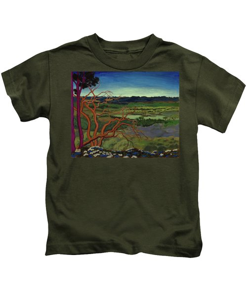 Magic Trees Of Wimberley Kids T-Shirt