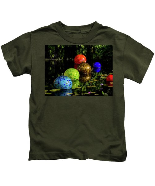 Magical Circles Kids T-Shirt