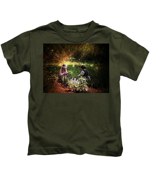 Magical Garden Kids T-Shirt