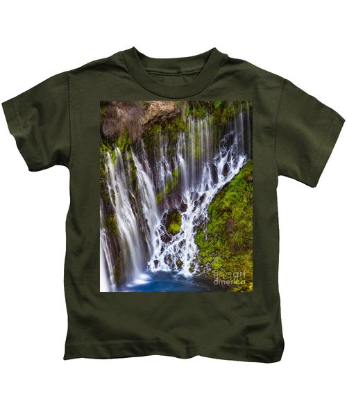 Majestic Falls Kids T-Shirt