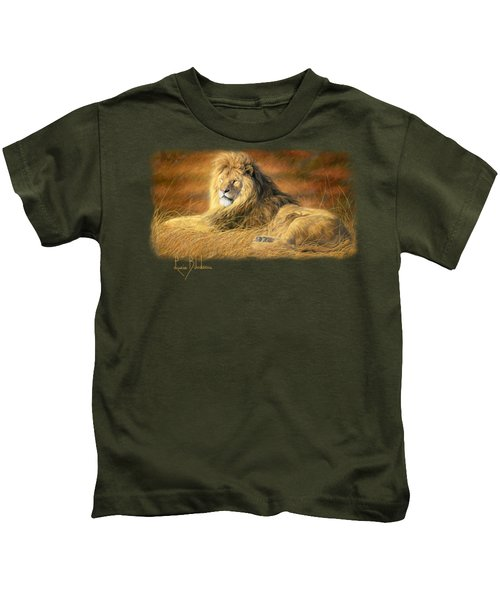 Majestic Kids T-Shirt by Lucie Bilodeau