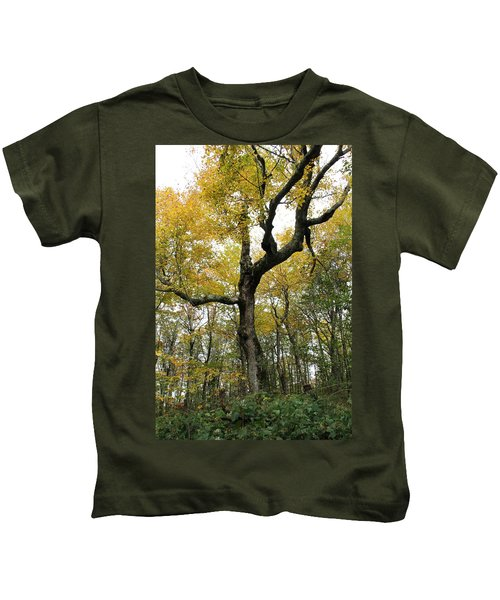 Majestic Tree Kids T-Shirt