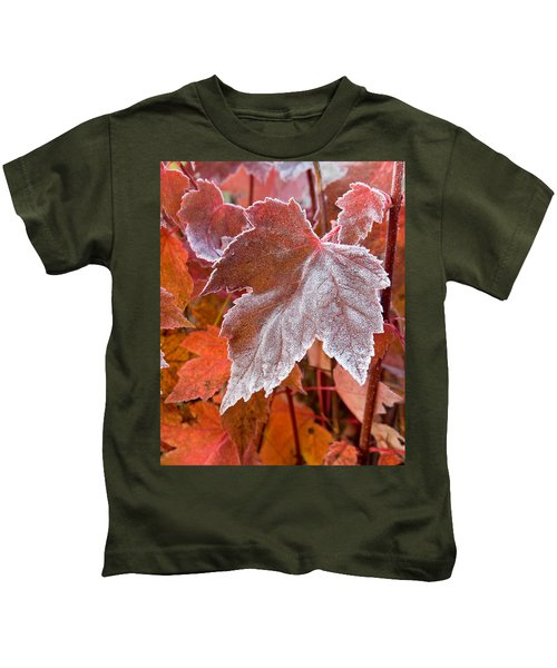 Maple Frost  Kids T-Shirt