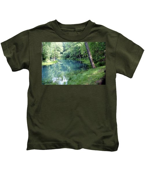 Maramec Springs 1 Kids T-Shirt