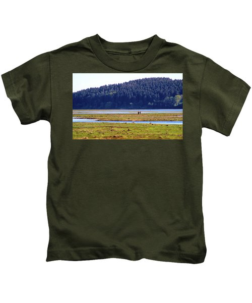 Marsh People Kids T-Shirt