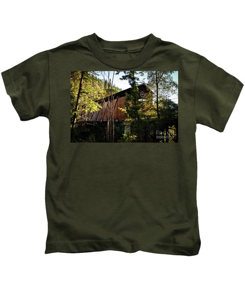 Mckee Bridge Kids T-Shirt
