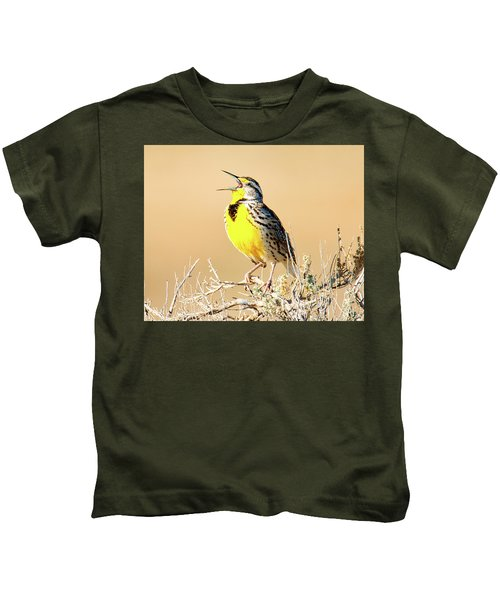 Meadow Lark Kids T-Shirt