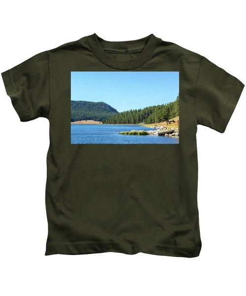 Meadowlark Lake View Kids T-Shirt