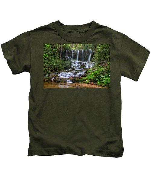 Meet Virginia...in South Carolina Kids T-Shirt
