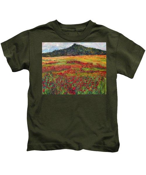 Memories Of Provence Kids T-Shirt