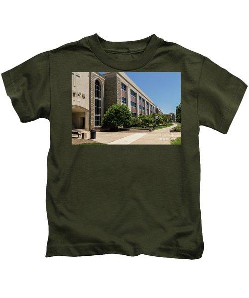 Mendel Hall Kids T-Shirt