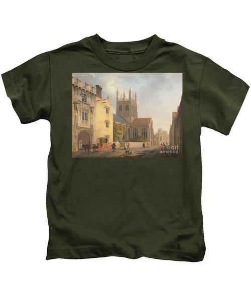 Merton College - Oxford Kids T-Shirt
