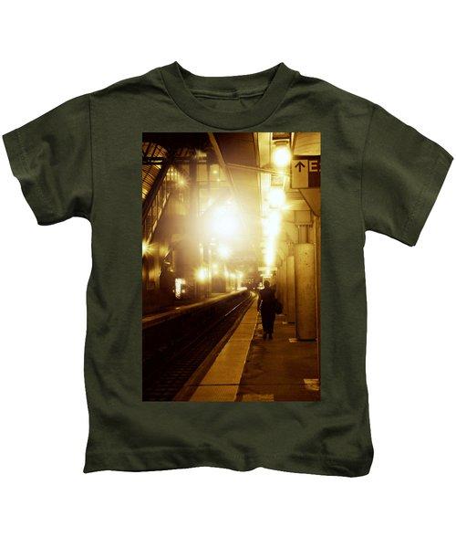 Metro North Passenger Kids T-Shirt
