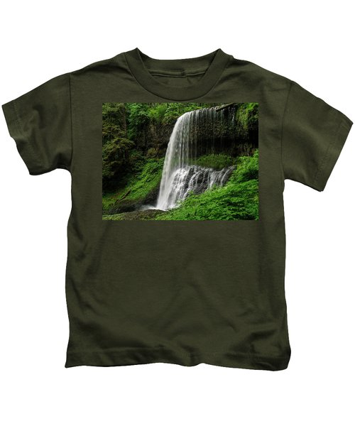 Middle Falls Kids T-Shirt