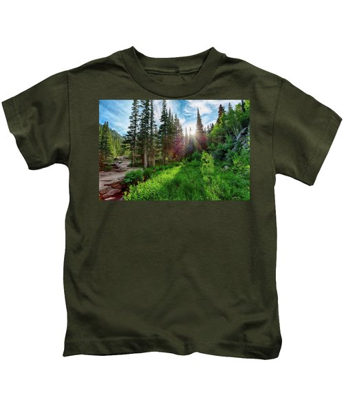 Midsummer Dream Kids T-Shirt