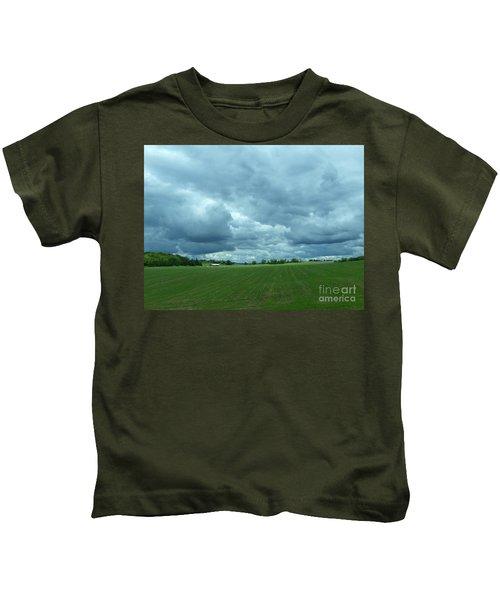 Midwestern Sky Kids T-Shirt