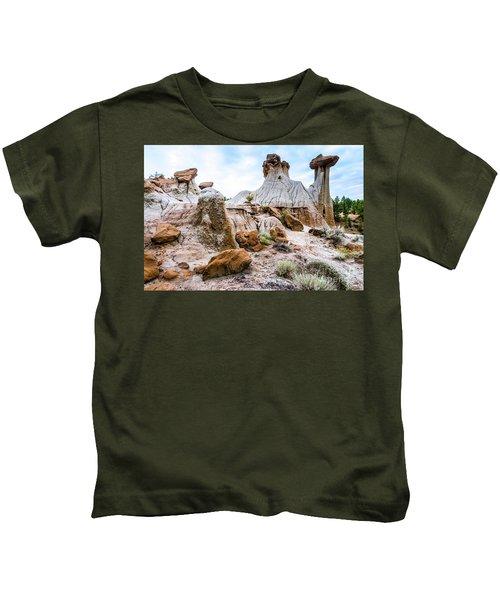 Mikoshika State Park Kids T-Shirt