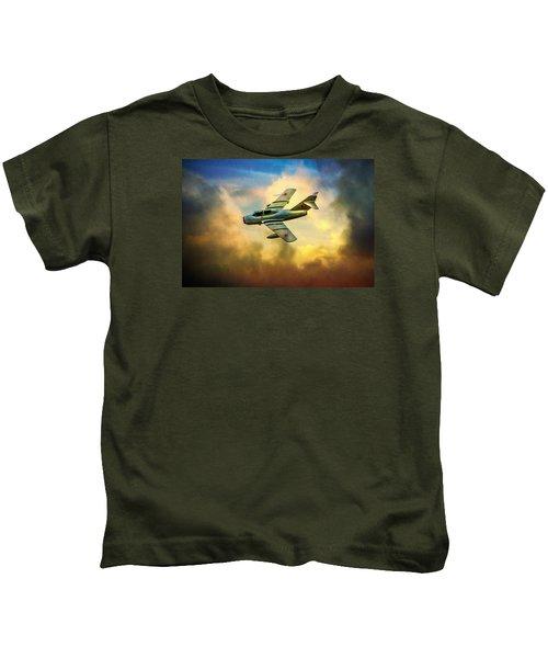 Mikoyan-gurevich Mig-15uti Kids T-Shirt