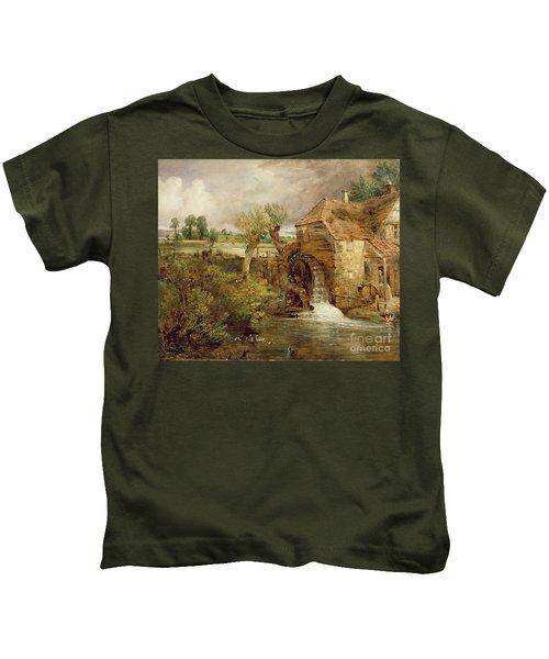 Mill At Gillingham - Dorset Kids T-Shirt