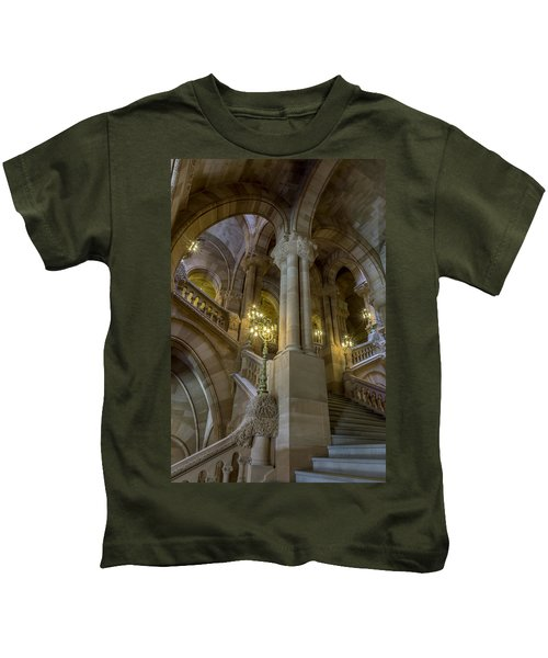 Million Dollar Staircase Kids T-Shirt