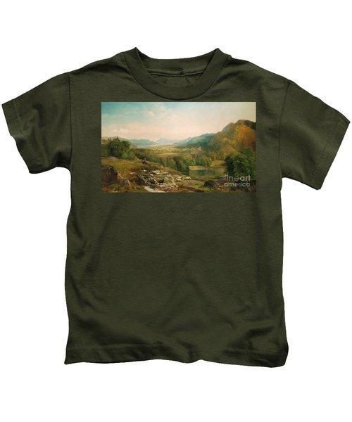 Minding The Flock Kids T-Shirt