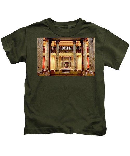 Minnesota Capitol Senate Kids T-Shirt
