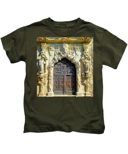 Mission Door Kids T-Shirt