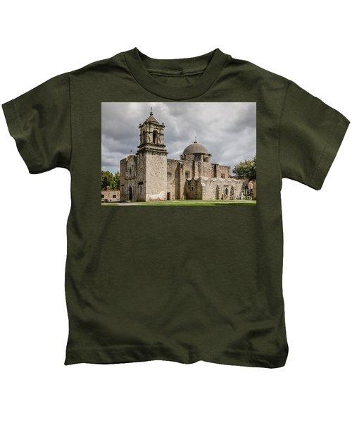 Mission San Jose - 1352 Kids T-Shirt