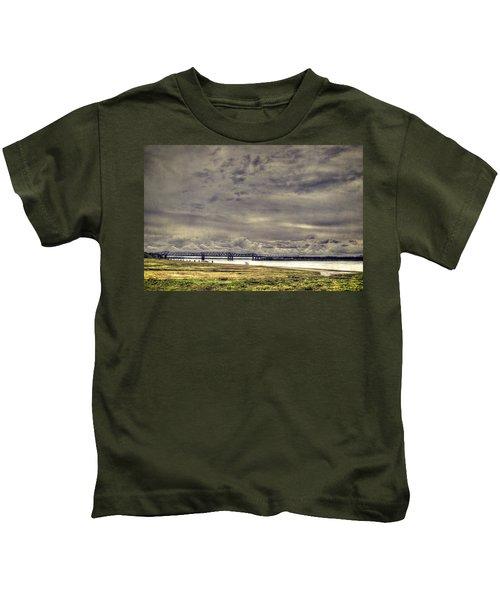 Mississipi River Kids T-Shirt