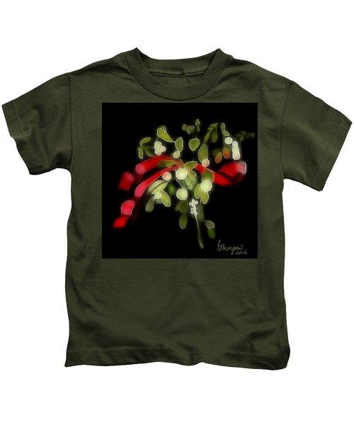 Mistletoe  Kids T-Shirt