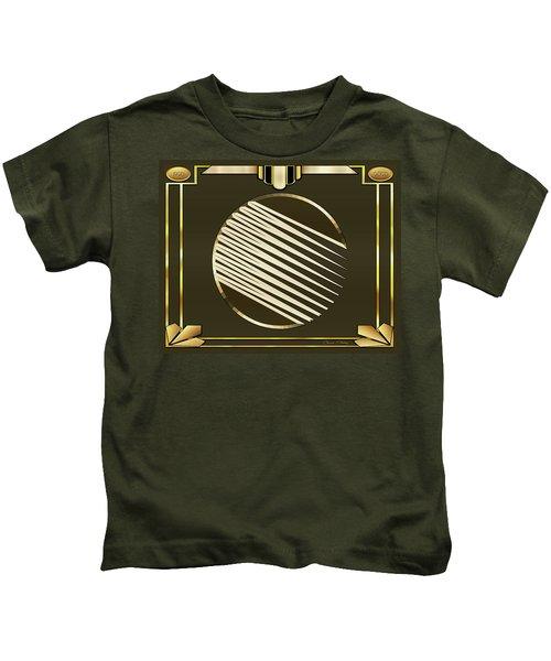 Mocha 1 - Frame 1 Kids T-Shirt