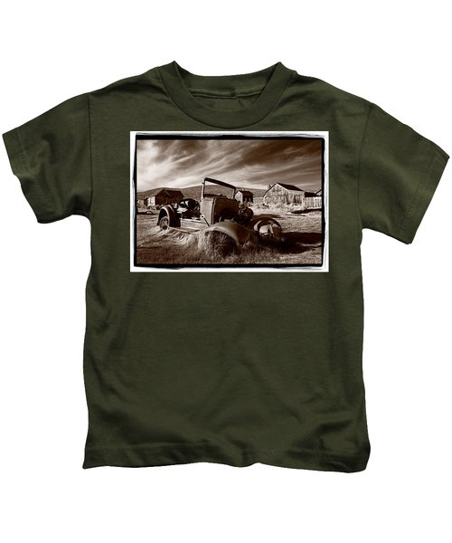 Model A Bodie Kids T-Shirt