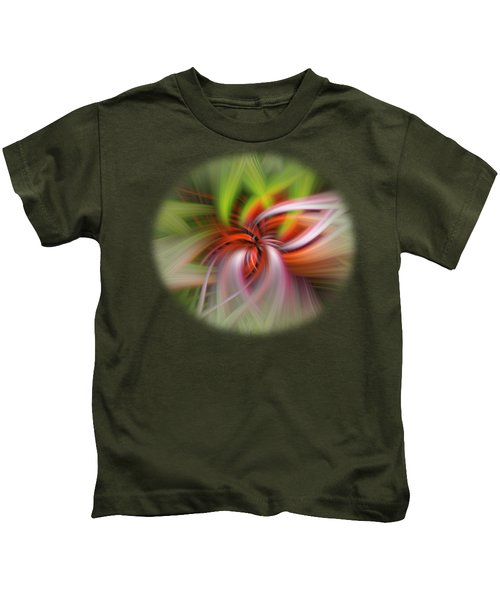 Monarch In Motion Kids T-Shirt
