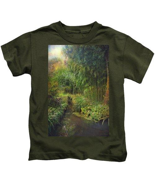 Monets Paradise Kids T-Shirt