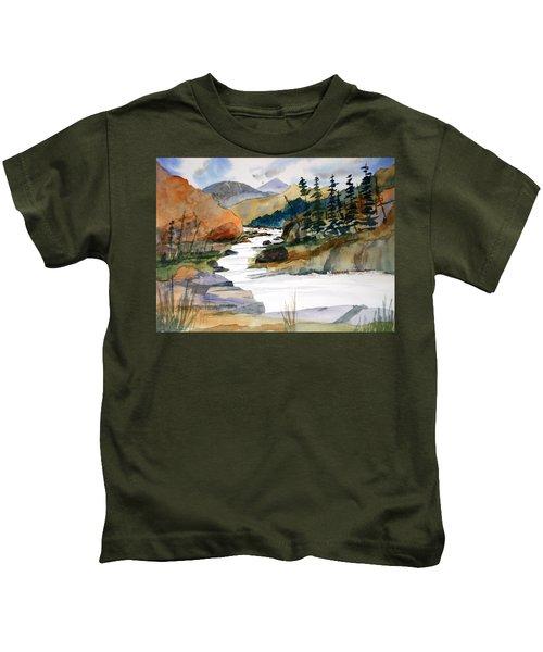Montana Canyon Kids T-Shirt