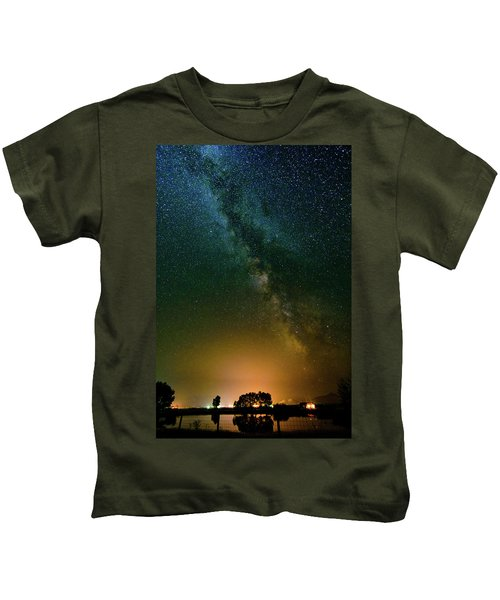 Montana Night Kids T-Shirt