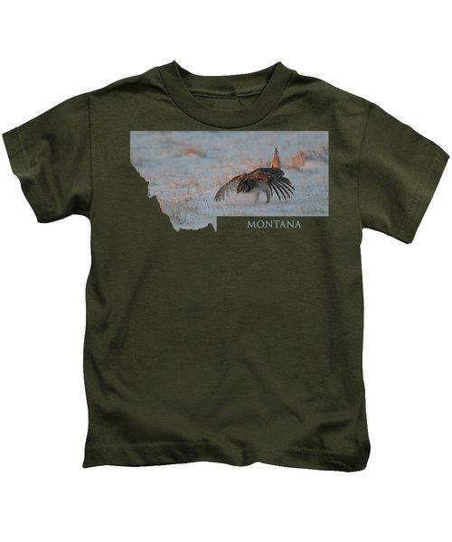 Montana Sharpie Kids T-Shirt