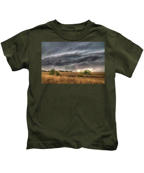 Montana Storm Kids T-Shirt