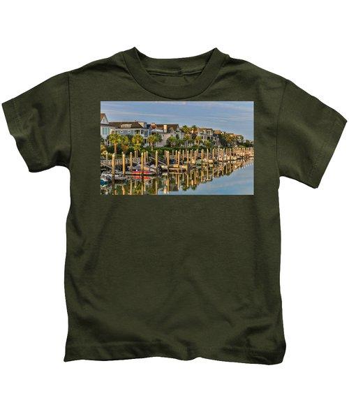 Morgan Place Homes In Wild Dunes Resort Kids T-Shirt