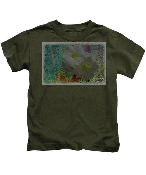 Morning Glory Fantasy Kids T-Shirt