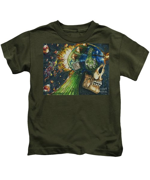 Motherboard Kids T-Shirt