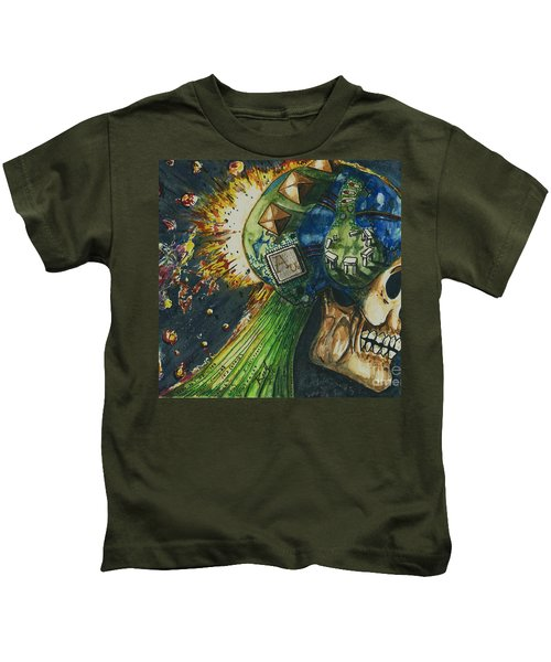 Motherboard Kids T-Shirt