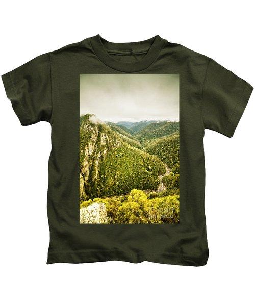 Mountain Streams Kids T-Shirt