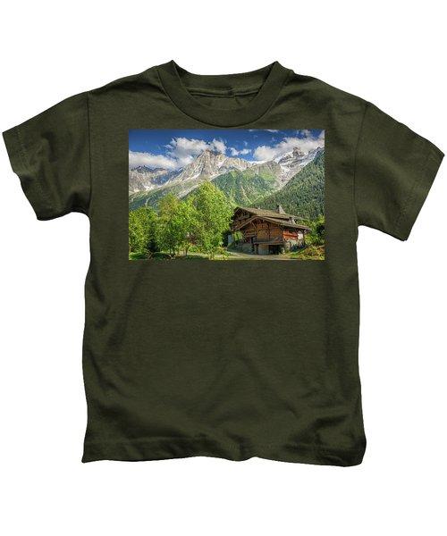 Mountain View Kids T-Shirt