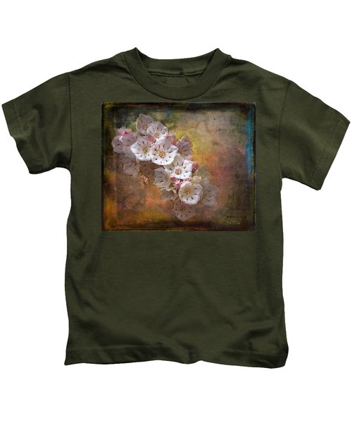 Mountain Laurel Kids T-Shirt