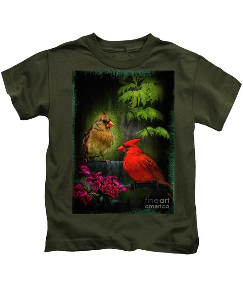 Mr. And Mrs. Kids T-Shirt
